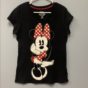 Disney Minnie Mouse T-shirt women's XXL